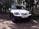 Chevrolet Niva LE Лучший из лучших! В память Валерию Домаскому..