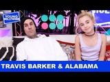 Alabama &amp Travis Barker Father-Daughter Challenge!