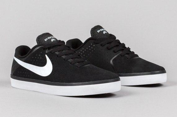 Кеды Nike Sb Paul Rodriguez Ctd Lr сделаны из натуральной замши со вставками из нубука — идельные кеды Nike уже в продаже на AoneStore.ru