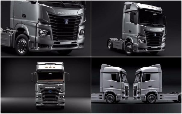 КАМАЗ начнет устанавливать на грузовики интеллектуальную информационную систему Она позволит снизить затраты на эксплуатацию грузовика и продлить его ресурс.Фото компании