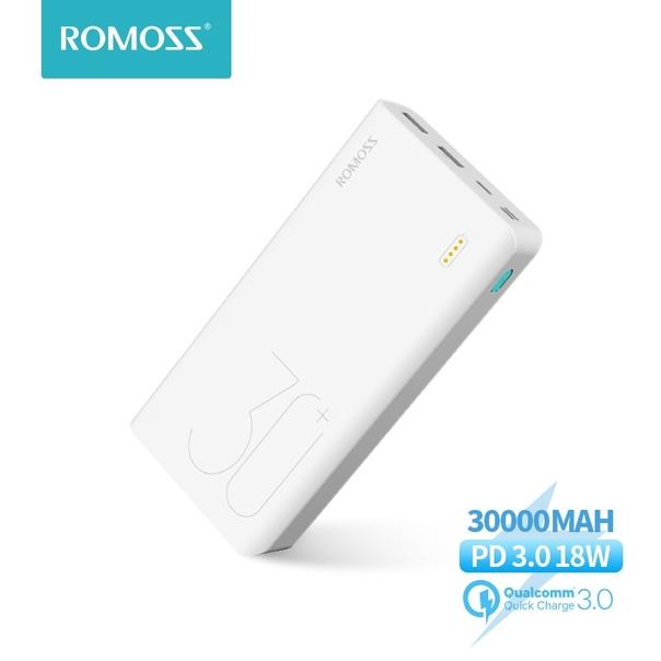 Блок питания ROMOSS Sense 8+ 30000 мАч