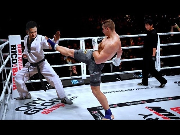 Taekwondo Masters vs Kickboxers | Dont Mess With Taekwondo Black Belt