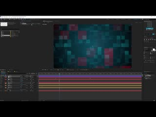 After Effects Tutorial - Hacking Intro Promo in After Effects No Plugins