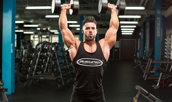 9b2ZidcZw5E Шире плечи: тренинг для Vеликолепной формы