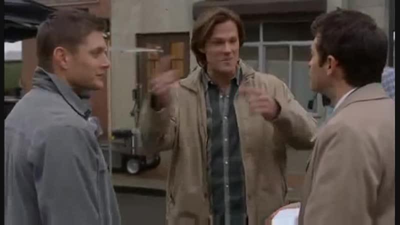 Supernatural Season 6 Bloopers