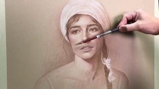 Woman in A White Turban - PART FOUR (END)