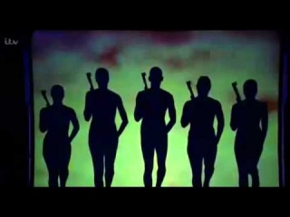 Attraction Shadow Theatre Group Britains Got Talent 2013 AMAZING