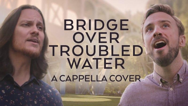 Bridge Over Troubled Water - Simon and Garfunkel feat. Tim Foust!