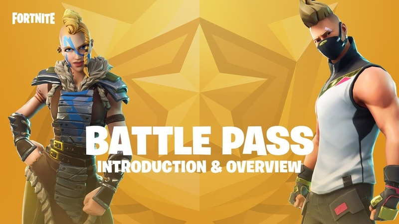 BATTLE PASS | INTRODUCTION OVERVIEW