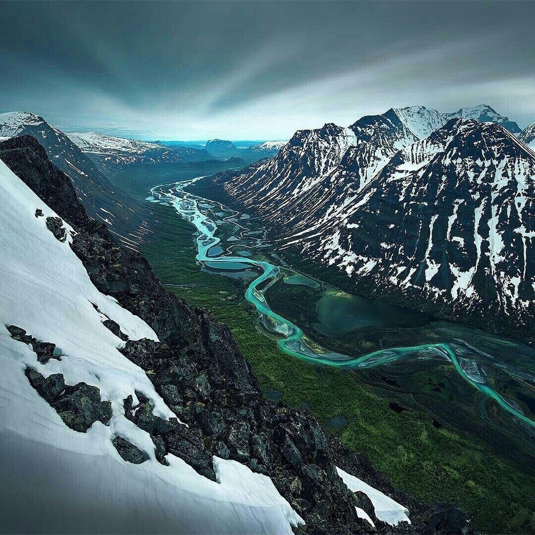 Роскошные пейзажи Норвегии - Страница 6 __QjNFEoS-M