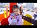 Skip to my Lou - Nursery Rhyme song for kids by Eva Видео для детей Baby born 0