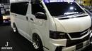 (4K)SAD Custom TOYOTA 200 HIACE TYPE4 NARROW 200系ハイエースカスタム・タイプ4ナローボディ - 大阪オート1