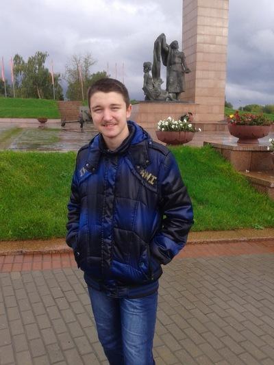 Егор Варочка, 10 ноября , Волгореченск, id123295014