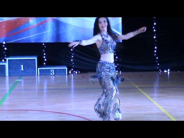 Krasnova Anastasia: Champion of Russia 2018 in Tabla(MARKS vs IDF)