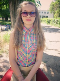 Настя Качанова