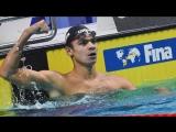 2017-08-02 - Лобненский полицейский Евгений Рылов - чемпион мира по плаванию (Лобня)