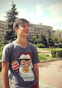 Руслан Баринов, 18 сентября 1995, Киев, id228964509