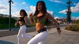 DANA DANIELA &amp ROMINA HIDALGO LambaZouk + Dancehall