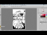 Lynda - Comic Book Digital Inking and Refinement - 07_01-Next steps