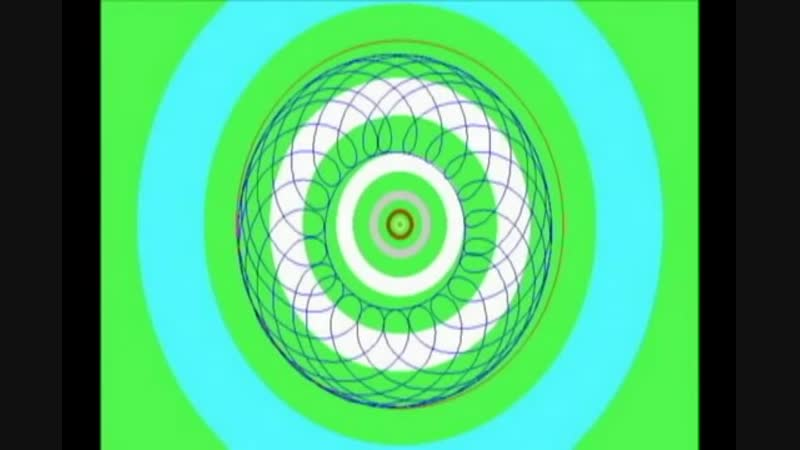 Ведическая космология Бхагавата Пурана трехмерная графика