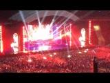 Eminem - Rap God Live at Wembley stadium July 11th 2014