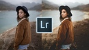 How to Edit Like @gerard moral Instagram Lightroom Editing Tutorial Moody Faded Portraits