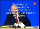 Kawał o Łukaszence opowiada prezes telewizji