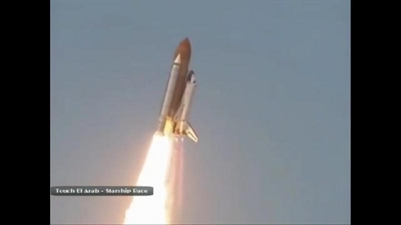 Touch El Arab - Starship Race