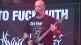 Dying Fetus - Wrong One to Fuck With (live at BA 2018, Jarom