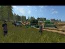 5 ● Село Курай ● Farming Simulator 17. Уборочная с друзями по сети