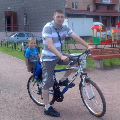 Андрей Григорьев, 15 октября , Санкт-Петербург, id1389315