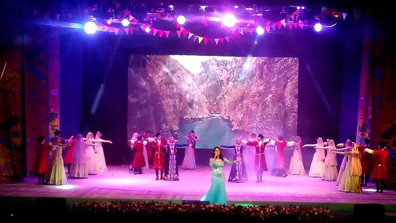 4 Фестиваль традиционной культуры «Горцы», июнь 2018   Махачкала, Дагестан