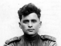 День памяти.Семен Гудзенко Советский поэт-фронтовик