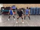 Сафари_танцует: Тверк с Дарьей Гусевой