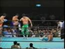 1993.09.29 - Big Bubba/Steve Williams/Richard Slinger vs. Mitsuharu Misawa/Kenta Kobashi/Jun Akiyama [JIP]