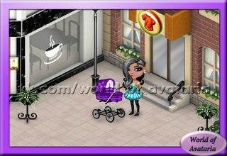 Аватария беременная