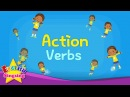 Kids vocabulary Action Verbs Action Words Learn English for kids English educational video