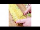 Рулет из омлета с ветчиной | Больше рецептов в группе Кулинарные Рецепты