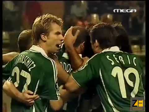 28.09.2006. Металлург - Панатинайкос 0:1. Кубок УЕФА 2006/07