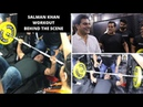 Salman Khan Working Out With Being Human Gym Equipments | FULL VIDEO
