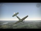Как надо Сажать самолёты в War Thander