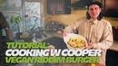 TUTORIAL Oolacile's Vegan Riddim Burger