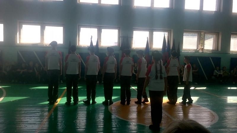 Моя любимая зарница) Строевая МОУ Специализированная школа 135 г. Донецка 2018-2019