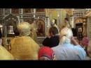 Первое посещение Митрополитом Тверским и Кашинским Саввой Богоявленского собора В Волочек