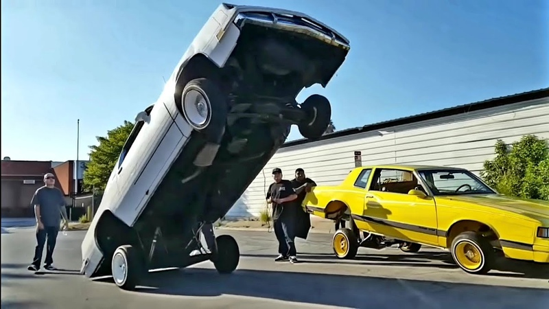 Ultimate Lowriders Hopping GAS HOPPING HITTIN' SWITCHES