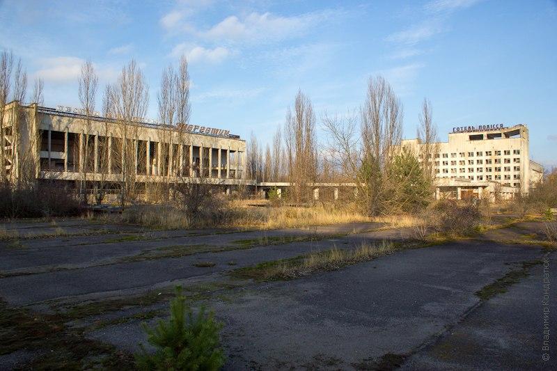 гостиница полесье припять 2012