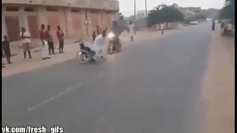 МОМЕНТАЛЬНОЕ ИСЦЕЛЕНИЕ больного инвалида ислама