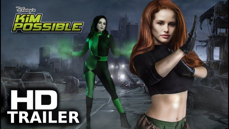 KIM POSSIBLE Teaser Trailer - Madelaine Petsch, Liz Gillies Live-Action Movie Concept