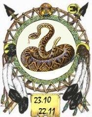 Индейский гороскоп - Змея с 23 октября по 22 ноября