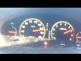Mitsubishi Galant vr4 0-200kmh Acceleration.mp4